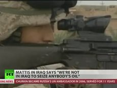 Trump says he wants to take Iraq's oil, but US is already profiting from it.mp4