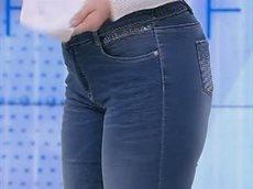 Пирожок в джинсах